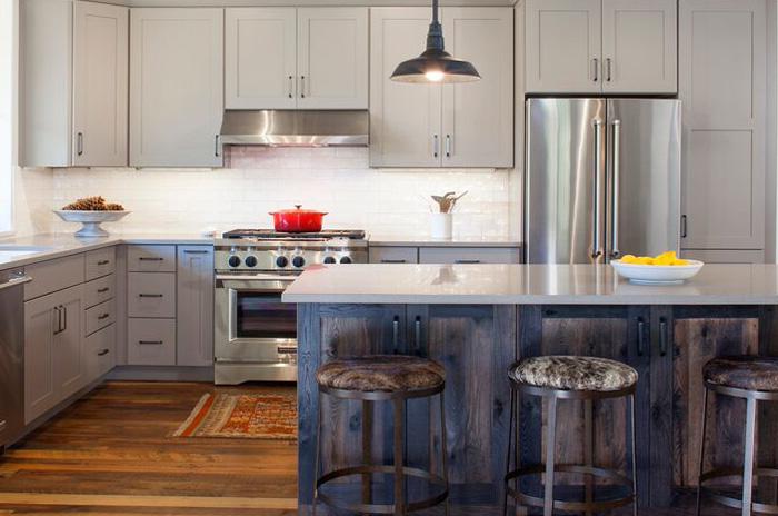 White Granite Kitchen Bath Custom Home Accents