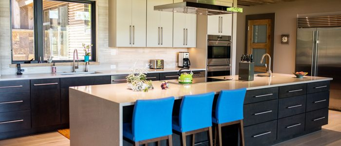Crested Butte Contemporary Kitchen