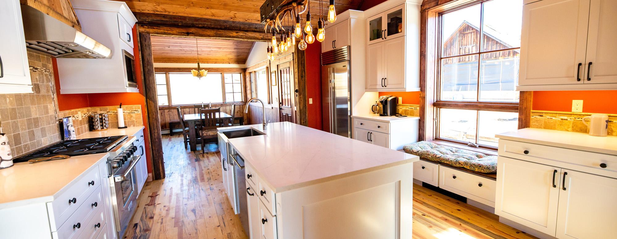 Creative Custom Cabinetry