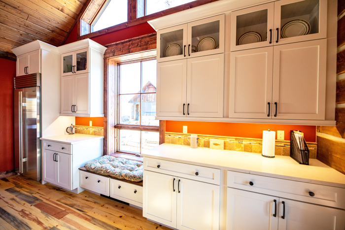 KraftMaid White Shaker Cabinets